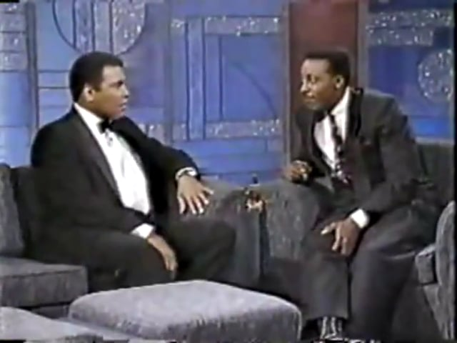 Muhammad Ali and Mike Tyson Interview