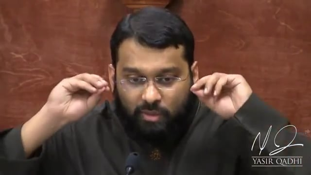 Very Interesting. Truth about the Evil Eye: Seeking protection against al-'Ayn – Yasir Qadhi