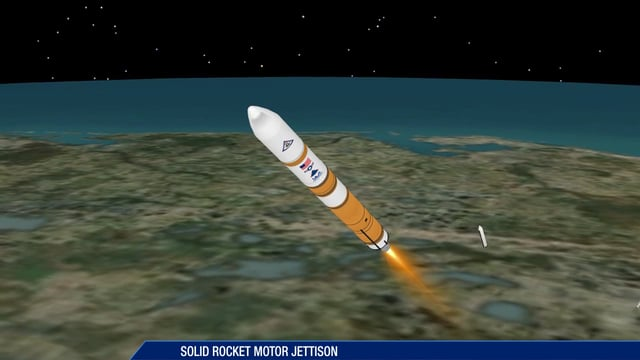 LIVE Satellite Launch