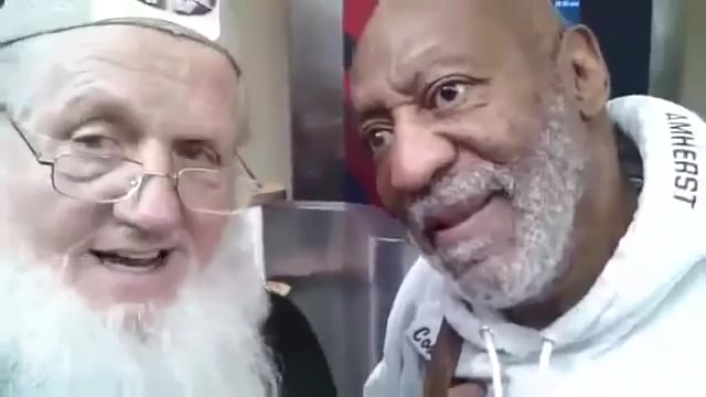 Bill Cosby and Yusuf Estes Discuss Peace or Salam in Islam