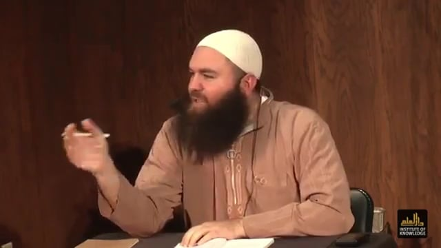 The Prophet's Ramadan with Sh Ahmad Alkurdy Part 2 'With God in Ramadan