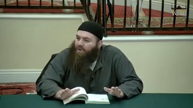 PSIL #20 'Non Muslim Guest in the Mosque'