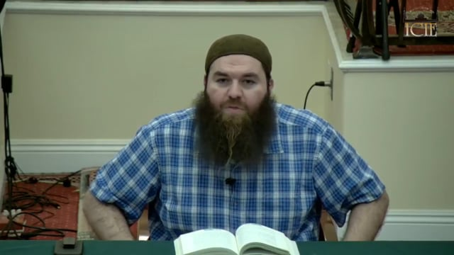 PSIL #30 'Day of the Scarf' - Sh. Ahmad Al-Kurdy
