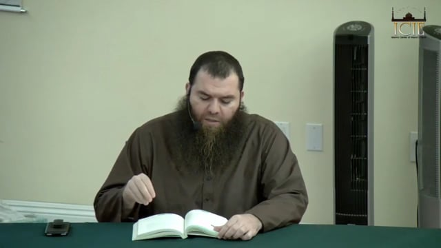PSIL #35 'The Two Chiefs' - Sh. Ahmad Al-Kurdy