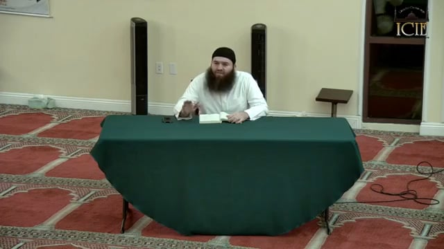 PSIL #39 'Beautiful Balance: There is Nothing Better Than That' - Sh. Ahmad Al-Kurdy
