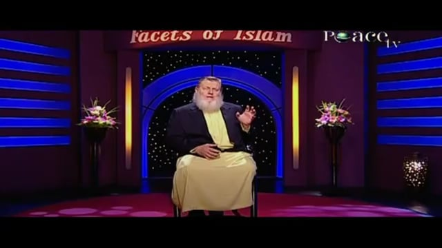 Facets of Islam :: Knowledge :: by Sheik Yusuf Estes :: Part 16