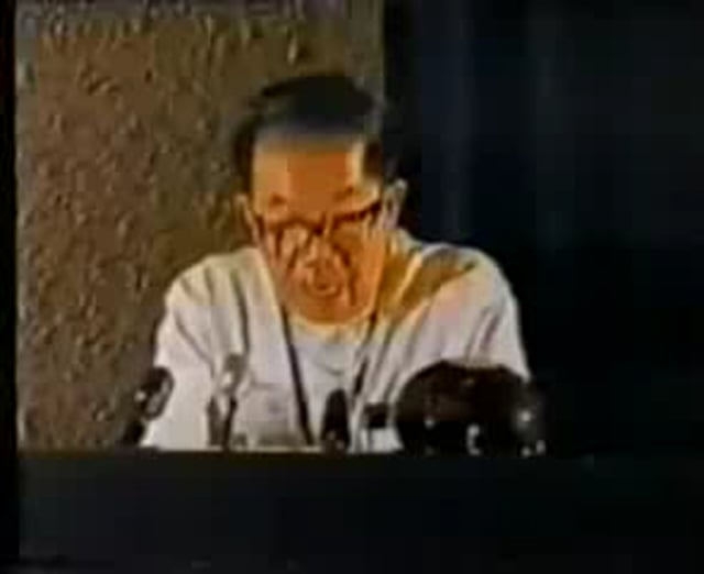 Thai Profesor Enters Islam