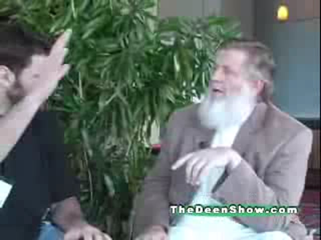 Yusuf Estes Interview at the Deen Show - Full
