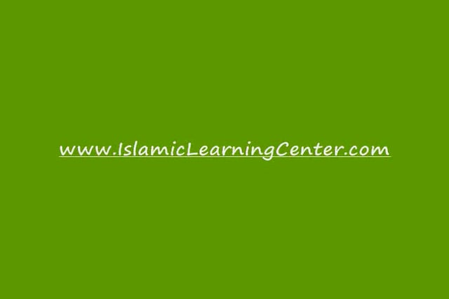 Islamic Learning Center