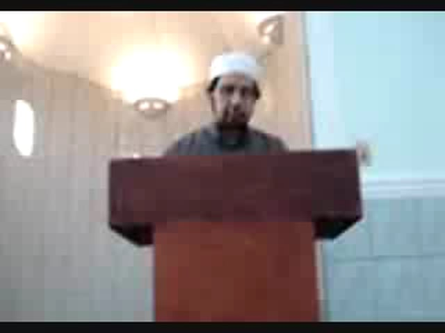 A Khutba about prophet Muhammad salla allaho alayehi wasalla