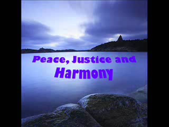naseeha - peace justice and harmony