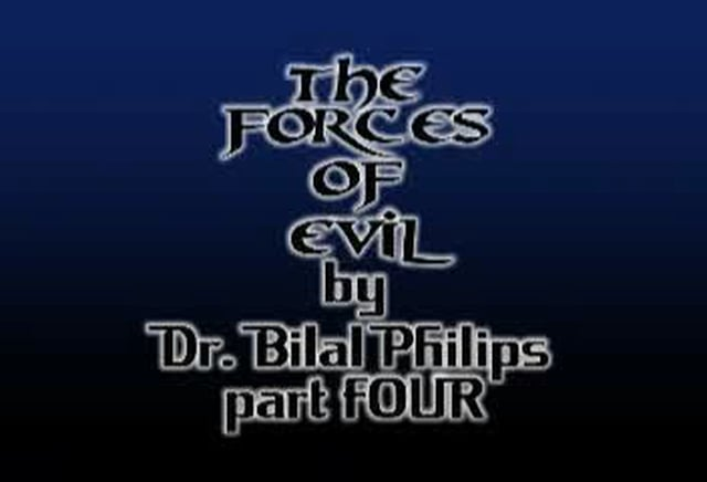 Forces of Evil by Bilal Philips 4 of 8