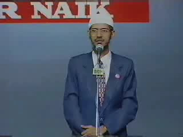 Concept of God in Major Religions 2 of 3 by Zakir Naik