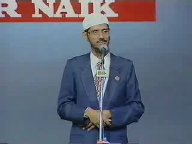Concept of God in Major Religions 3 of 3 by Zakir Naik