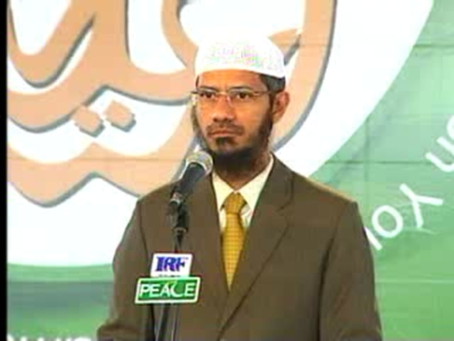 islam the solution for mankind zakir naik