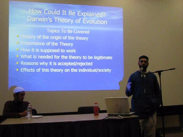 Darwin Debunked - 2 of 12 -