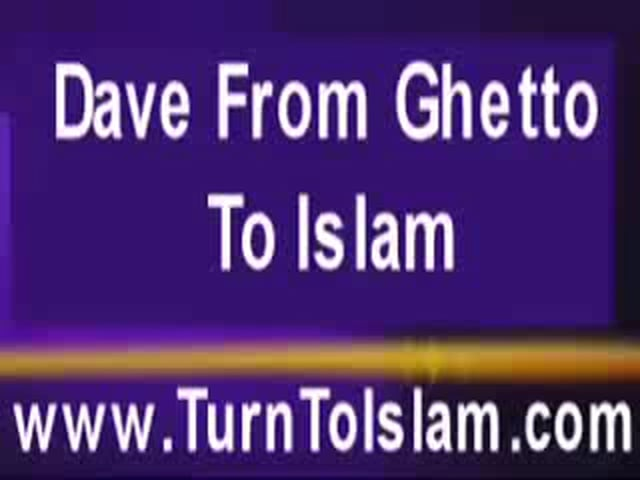 David Gustave From Ghetto To ISLAM