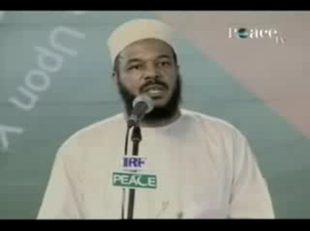 Bilal Philips Increasing Faith in Difficult times 4 of 10