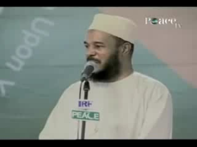 Bilal Philips - Increasing Faith in Difficult times 7 of 10