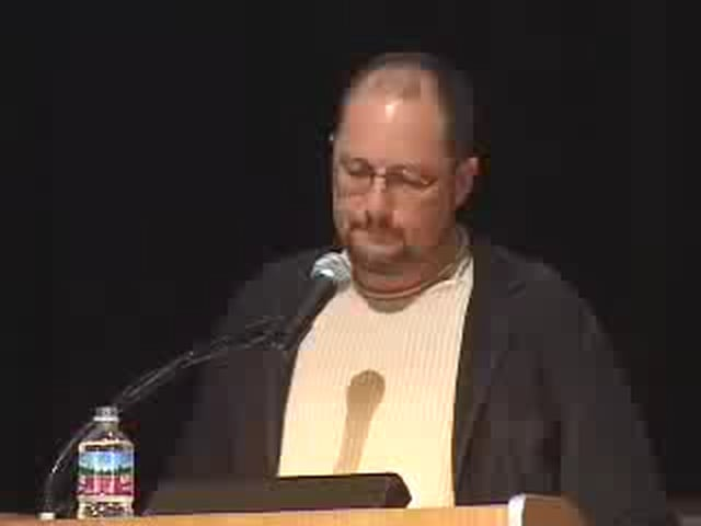 Dr Bart Ehrman lecturing about the history of Bible part2