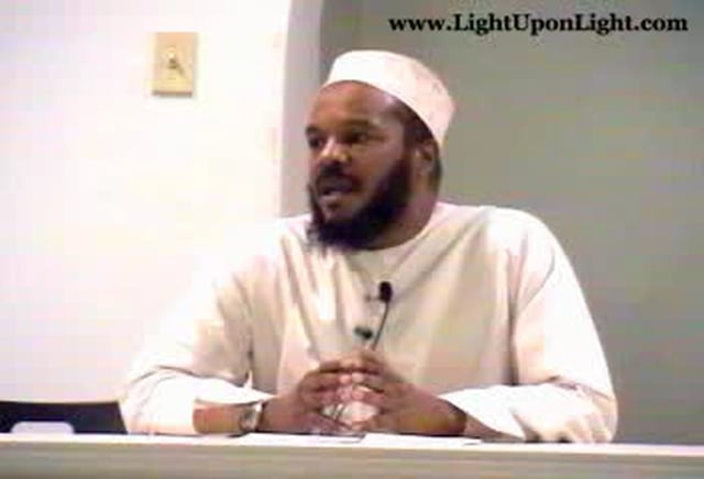 Foundations of Belief - Dr. Bilal Philips