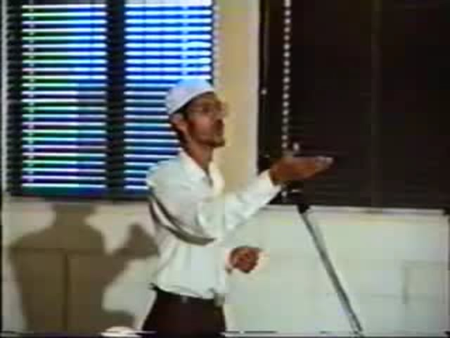 Quran And Modern Science - Conflict Or Reconciliation 3of3