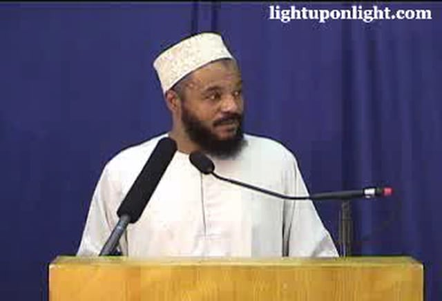 Foundations of Islamic Studies 2of21 - Dr. Bilal Philips