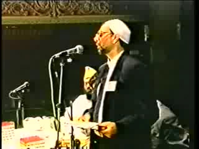 Pope And The Dialogue - Sheikh Ahmed Deedat (3-3)