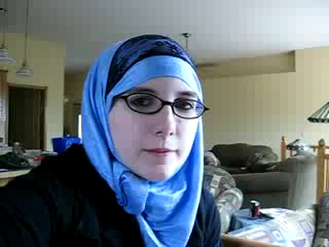 NEW SISTER CONVERT TO ISLAM