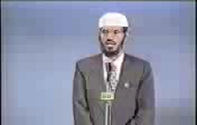 Zakir Naik - Salat Programming of Righteousness 1of2