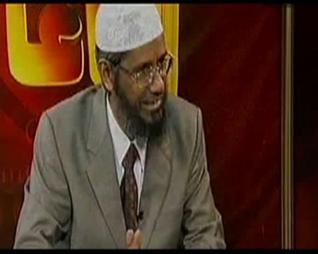 Dr Zakir Naik on Taqleed