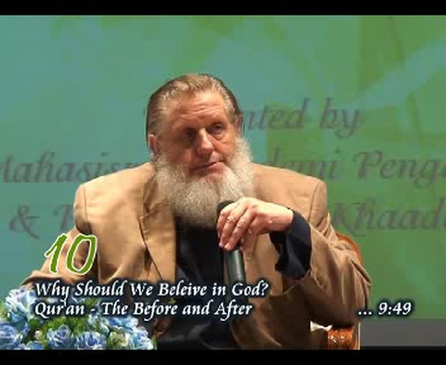 WSWBIG S10 : Qur'an - The Before & After