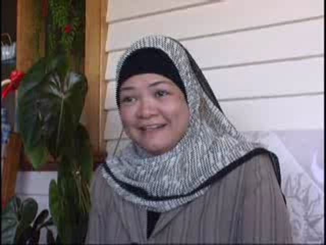My Path to Islam Marissa