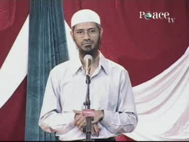 Dare to Ask Zakir Naik - 10.03.09 - 2 of 2
