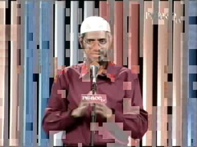 Dare to Ask Zakir Naik - 12.03.09 - 2 of 2
