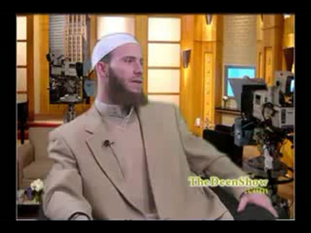 Yusha Evans Journey to Islam Part 2