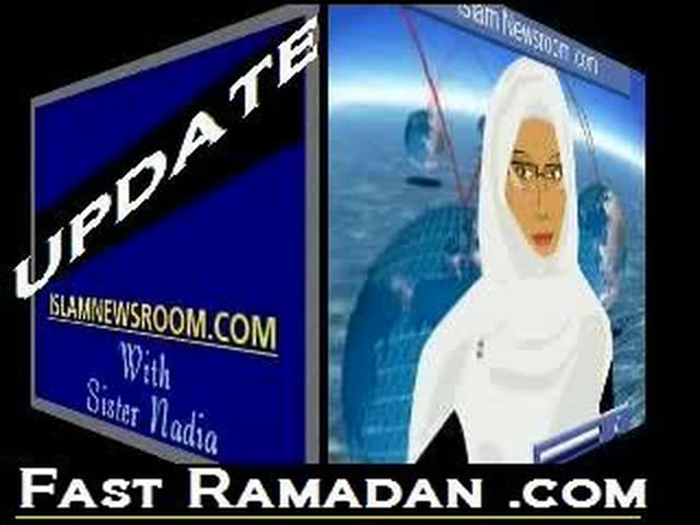 Ramadan Greetings 1st Day!
