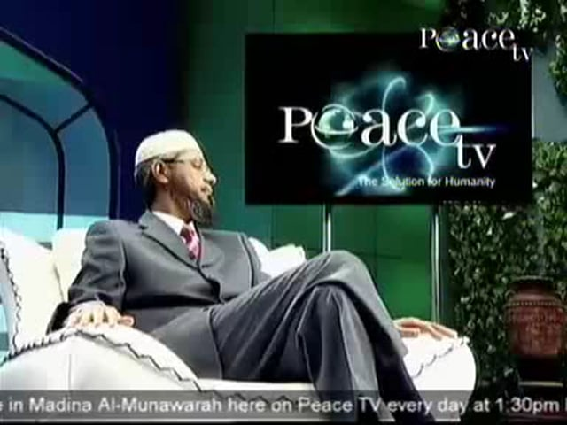 Episode 10: Ramadhan a date with Dr.Zakir Naik