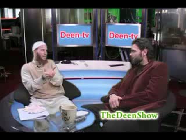 Atheism - The Deen Show 2/3