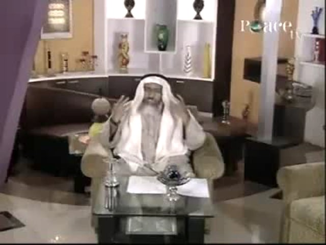 Upbringing of children- Sheikh Salem Al Amry 3/3
