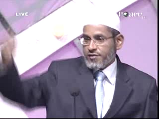 Zakir Naik - Women Rights In Islam - Q/A - 1/4