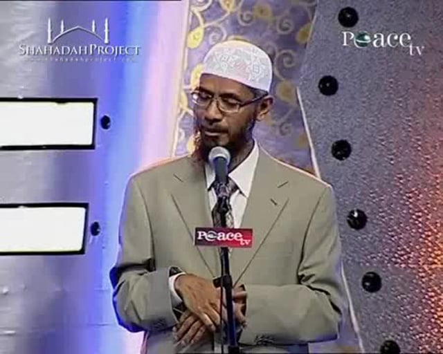 HQ: The Quran and Modern Science [3/14] - Dr.Zakir Naik