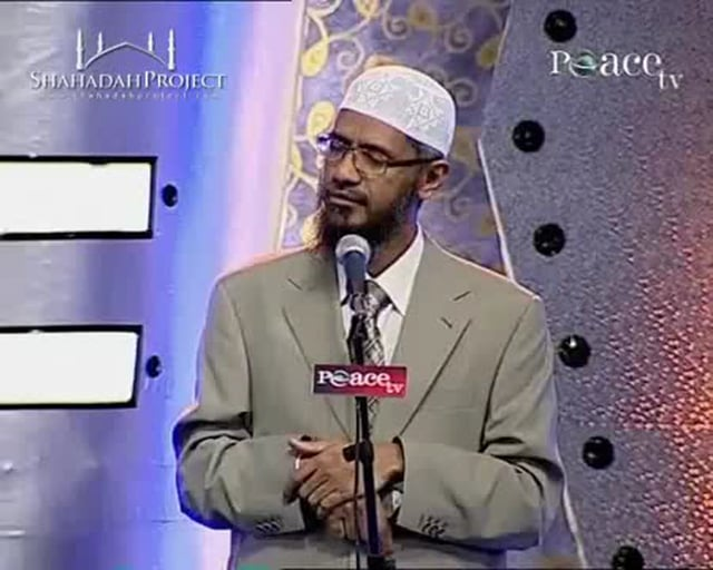 HQ: The Quran and Modern Science [4/14] - Dr.Zakir Naik