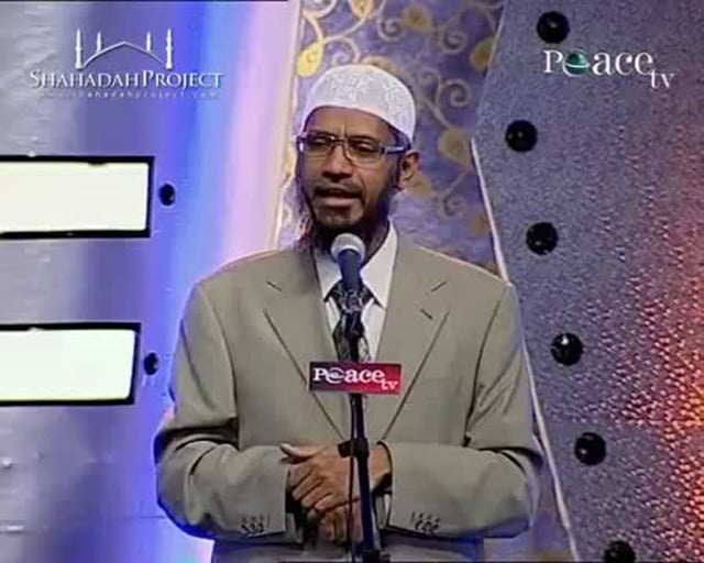 HQ: The Quran and Modern Science [5/14] - Dr.Zakir Naik