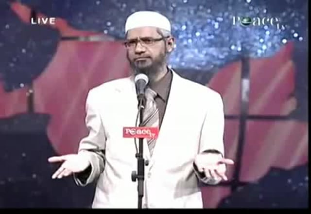 Peace Conf. 2009.Al Qur'an Should it be Read with Understanding?Part 16/24