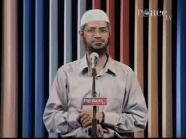 Is wearing Gold or Silk by men forbidden (HARAM) in Islam? Dr Zakir Naik