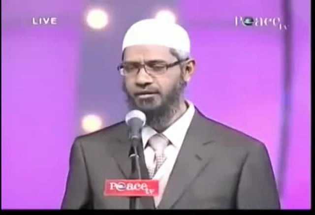 What is the concept of soul in Islam? by Dr.Zakir naik