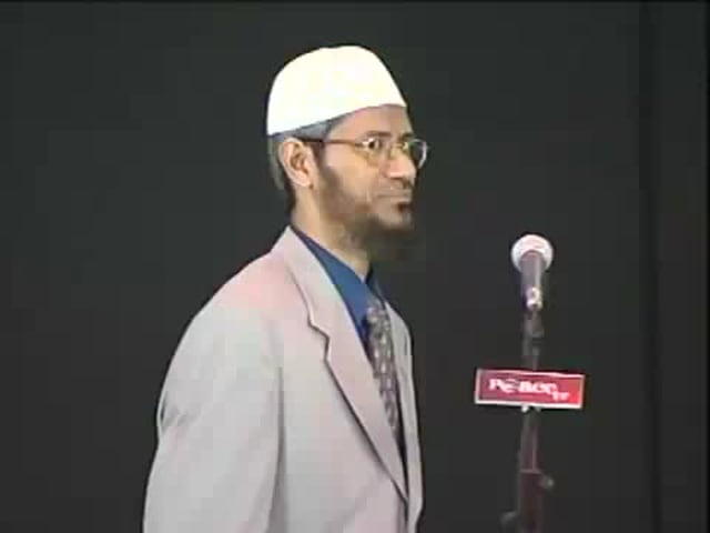 Rewards on not doing Sins? Dr Zakir Naik