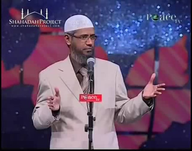 Medical Benefits of Salaah (prayers) : Dr Zakir Naik