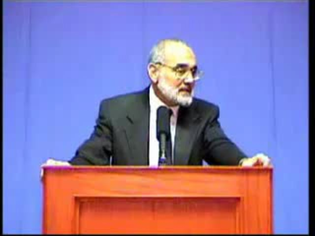 Commonly Misunderstood Quranic Texts ( 2 of 3 ) dr. jamal badawi